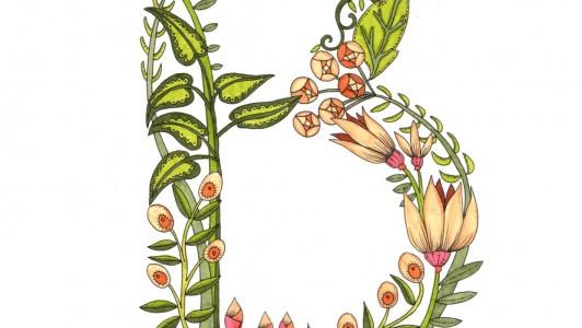A4 Meadowlands Art Print