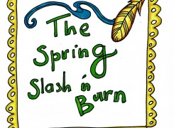 The Spring Slash and Burn