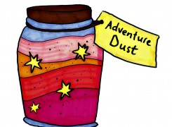 Adventure Dust In Your Face