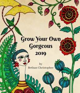 Grow You Own Gorgeous 2019 Workbook