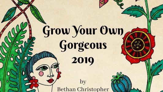 Grow You Own Gorgeous 2019 Workbook