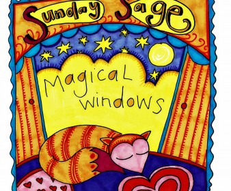Sunday Sage: Magical Windows