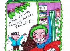 Sunday Sage: When Festive Fantasy Meets Reality