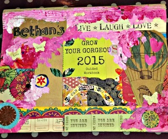 How To Make The Grow Your Gorgeous 2015 Guide Into a Beeeutiful Book