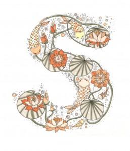 A4 Japanese Zen Art Print