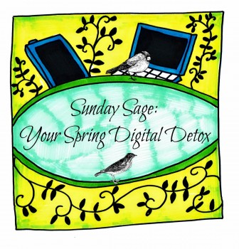 Your Spring Digital Detox
