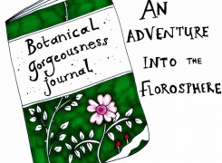 Botanic Gorgeousness Journal: An Adventure Into The Florosphere
