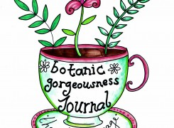 Botanic Gorgeousness Journal: The Final Page