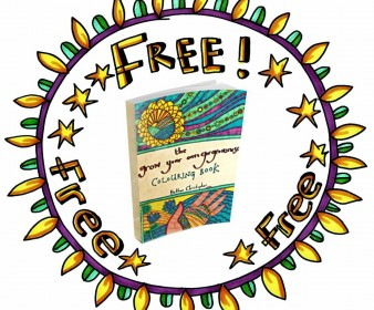 FREE ADULT COLOURING BOOK!