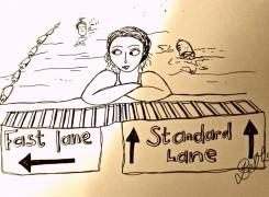 Fast Lane Fear