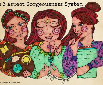 3 Aspect Gorgeousness Coaching System – As Promised