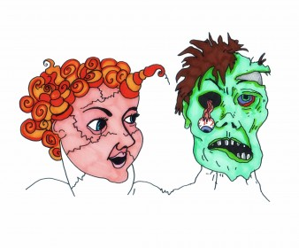 From Zombie To Michaelangelo: Transmuting Your Inner Critic